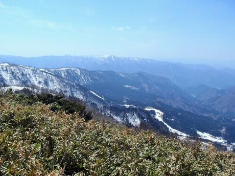 東山と沖ノ山