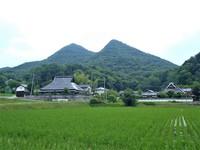 広照寺山と寺山