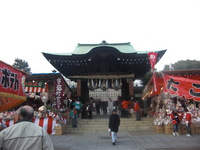 播磨国総社 初ゑびす祭