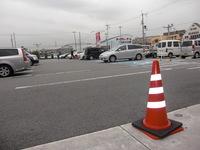 駐車場整備