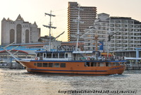 神戸観光船オーシャン プリンス