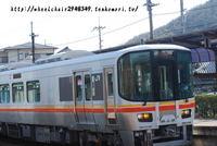 JR姫新線に新型車両