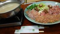 櫓特製鶏鍋(^O^)