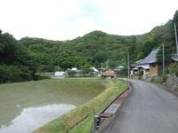 釜出から菖蒲谷へ-近畿自然歩道