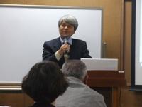 松本恵司先生の講演―海のある農芸都市、相生矢野荘