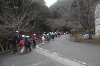 矢野小、三濃山に登る