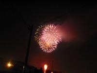 山崎町の花火大会