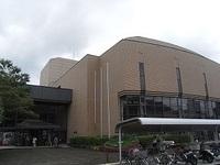 宍粟市山崎文化会館