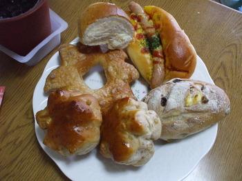 香呂駅前のパン