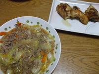 マーボー白菜