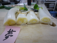 美味しい野菜と安心な野菜。