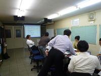 ビジネスブログ講習会に参加しました。