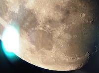 お正月の満月